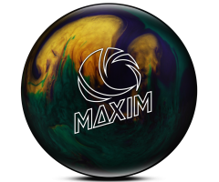 EBONITE Maxim - Emerald Glitz