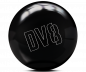 Preview: DV8® Polyester Just Black Bowling Ball