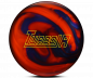 Preview: EBONITE Turbo/R - Orange/Blue Pearls Bowling Ball
