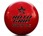 Preview: ROTO GRIP Clear Poly Own It Red Bowling Ball