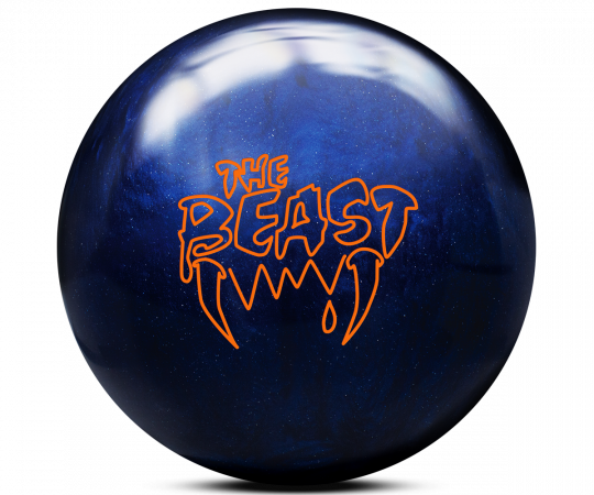 COLUMBIA 300 Beast - Blue Pearl Bowling Ball
