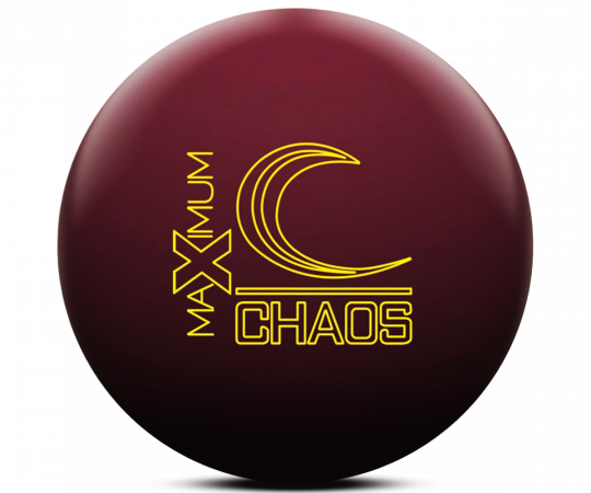 COLUMBIA 300 Maximum Chaos Bowling Ball