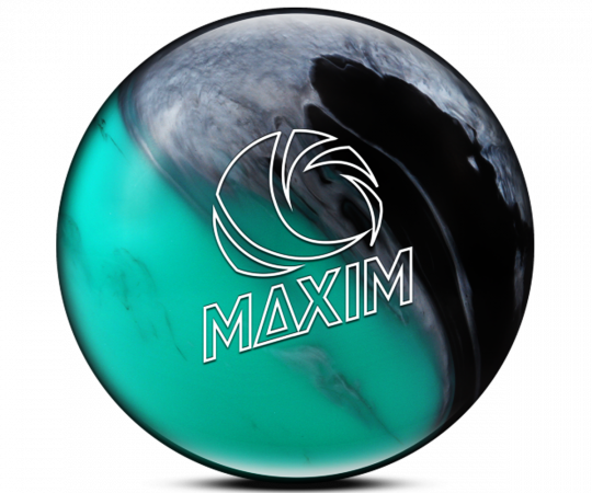 EBONITE Maxim - Seafoam Bowling Ball