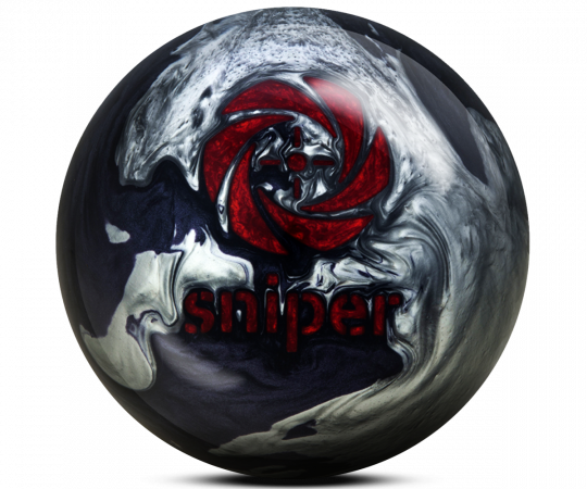 MOTIV® Midnight Sniper Bowling Ball