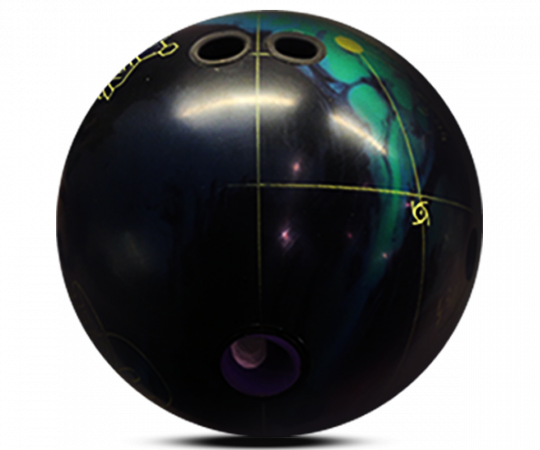 STORM Marvel-S Bowling Ball Layout