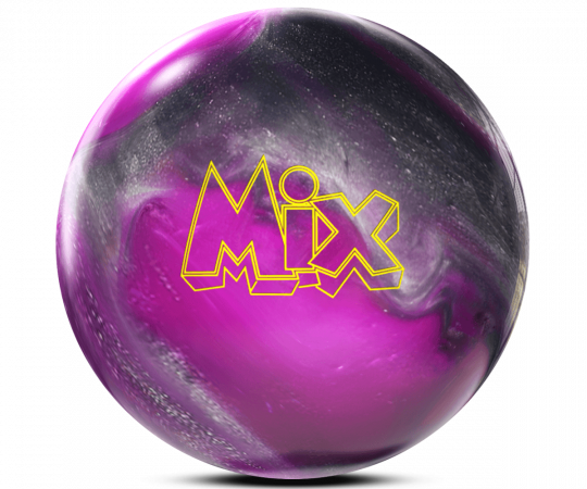 STORM Mix - Purple/Silver Bowling Ball