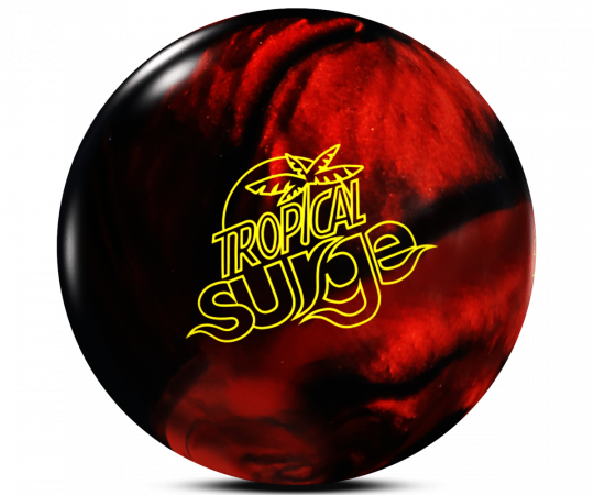 STORM Tropical Surge - Black/Copper Bowling Ball