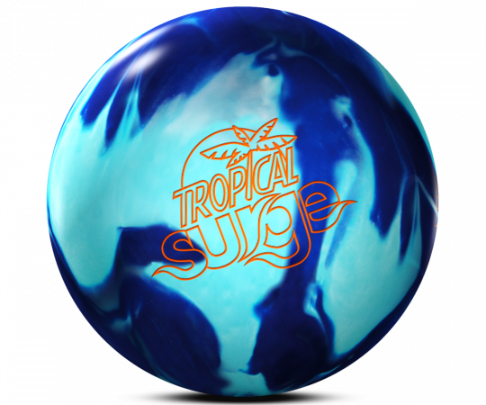 STORM Tropical Surge - Teal/Blue Bowling Ball