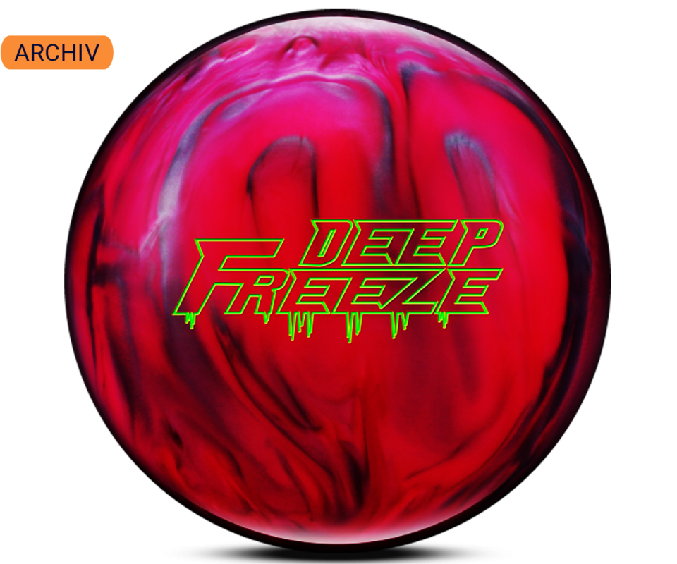 COLUMBIA 300 Deep Freeze - Pink Frost Bowling Ball