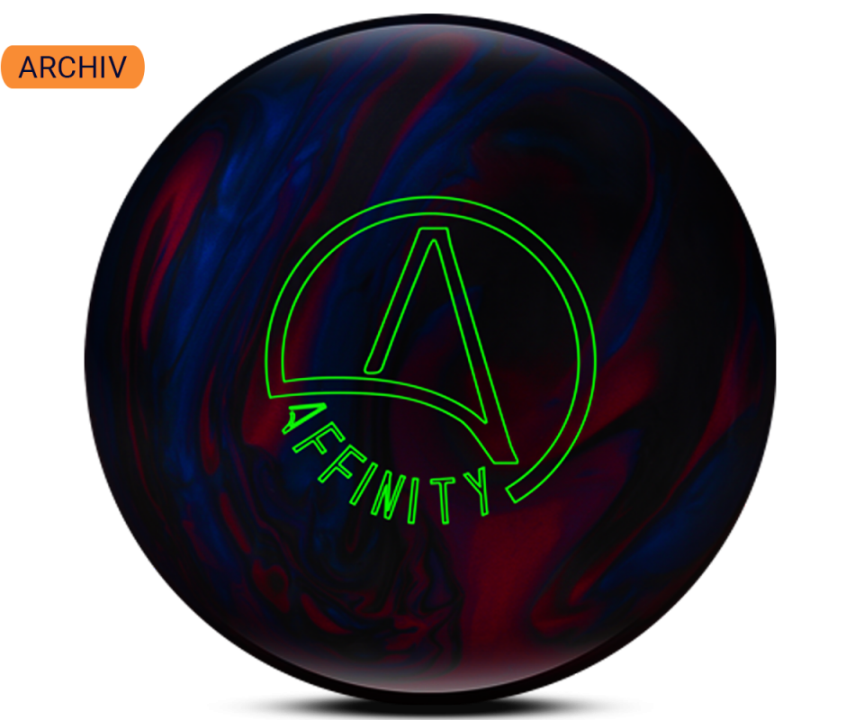 EBONITE Affinity Bowling Ball