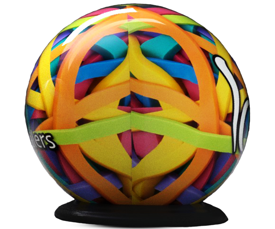Ball Dealers - Rubber Band Bowling Ball