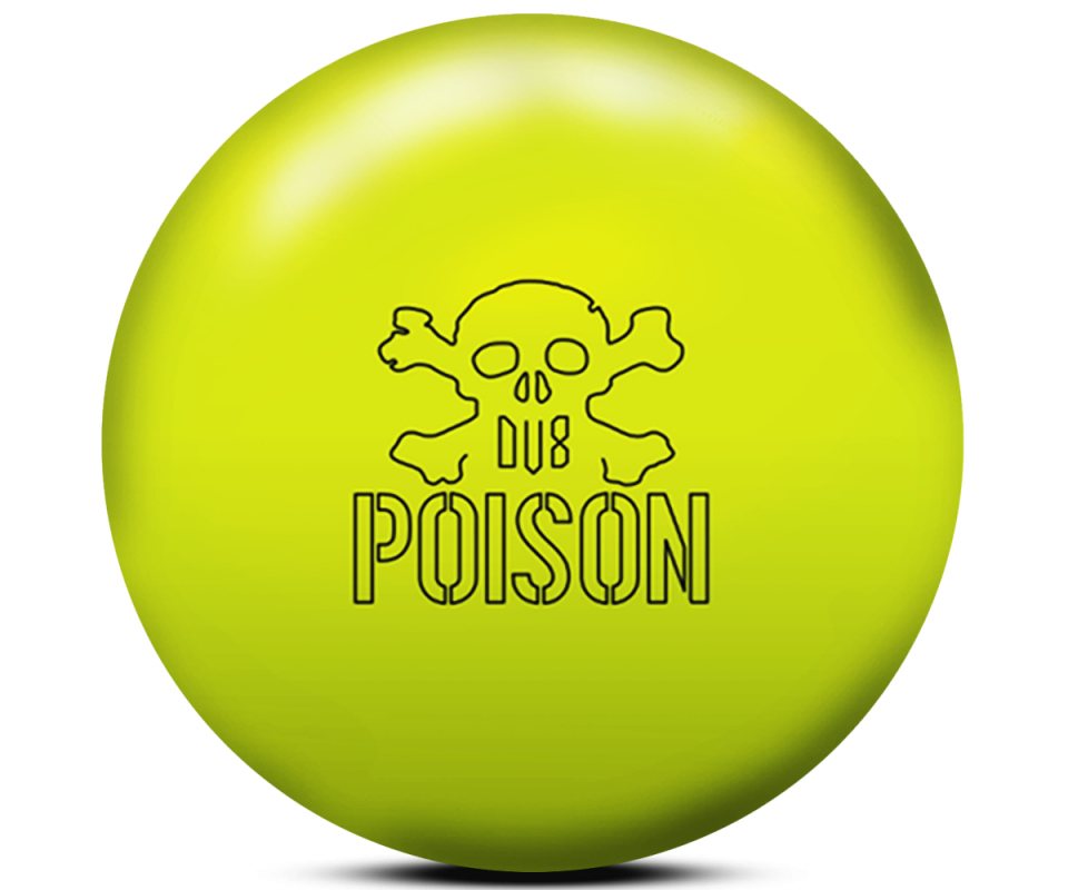 DV8® Poison Bowling Ball