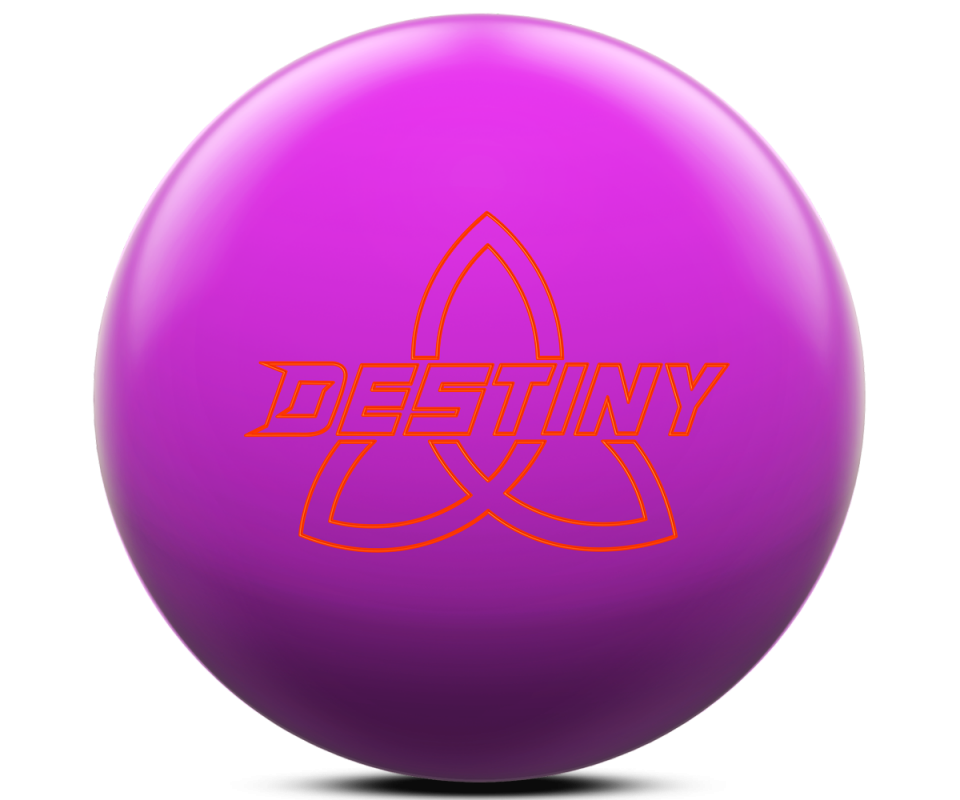 EBONITE Destiny - Solid NEW Bowling Ball