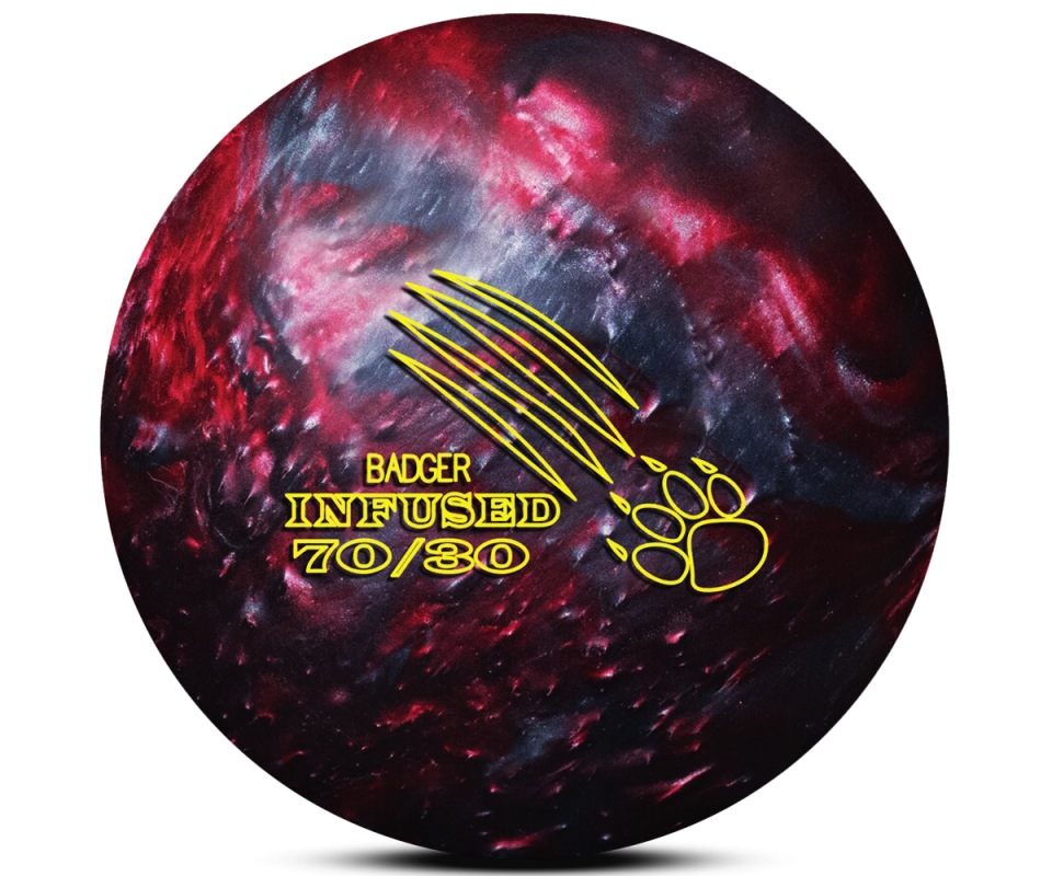 900 GLOBAL Badger Infused Bowling Ball
