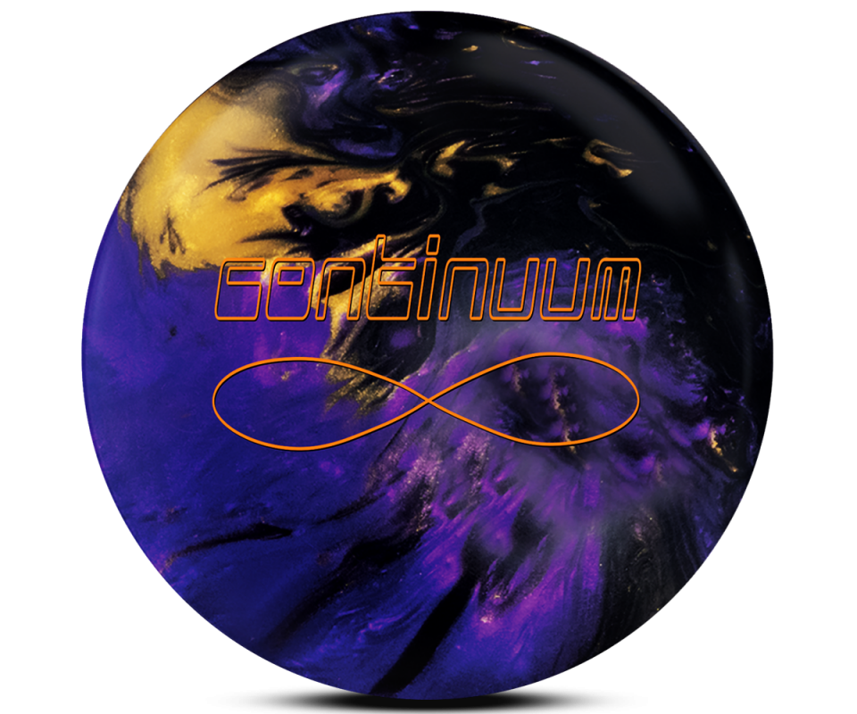 900 GLOBAL Continuum Bowling Ball