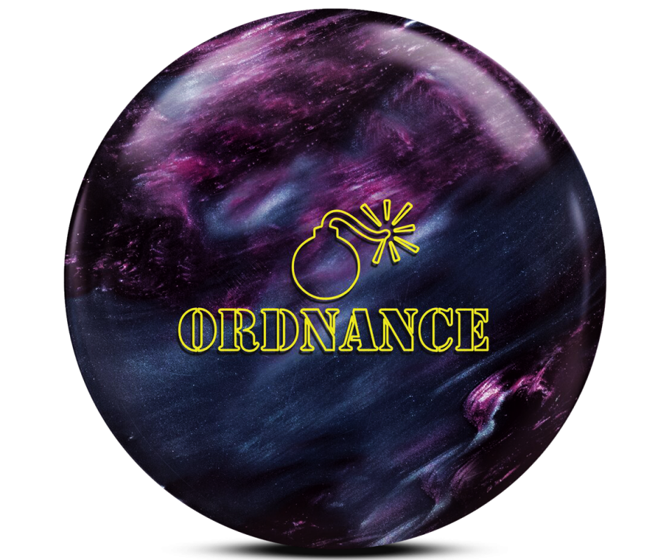 900 GLOBAL Ordnance Pearl Bowling Ball