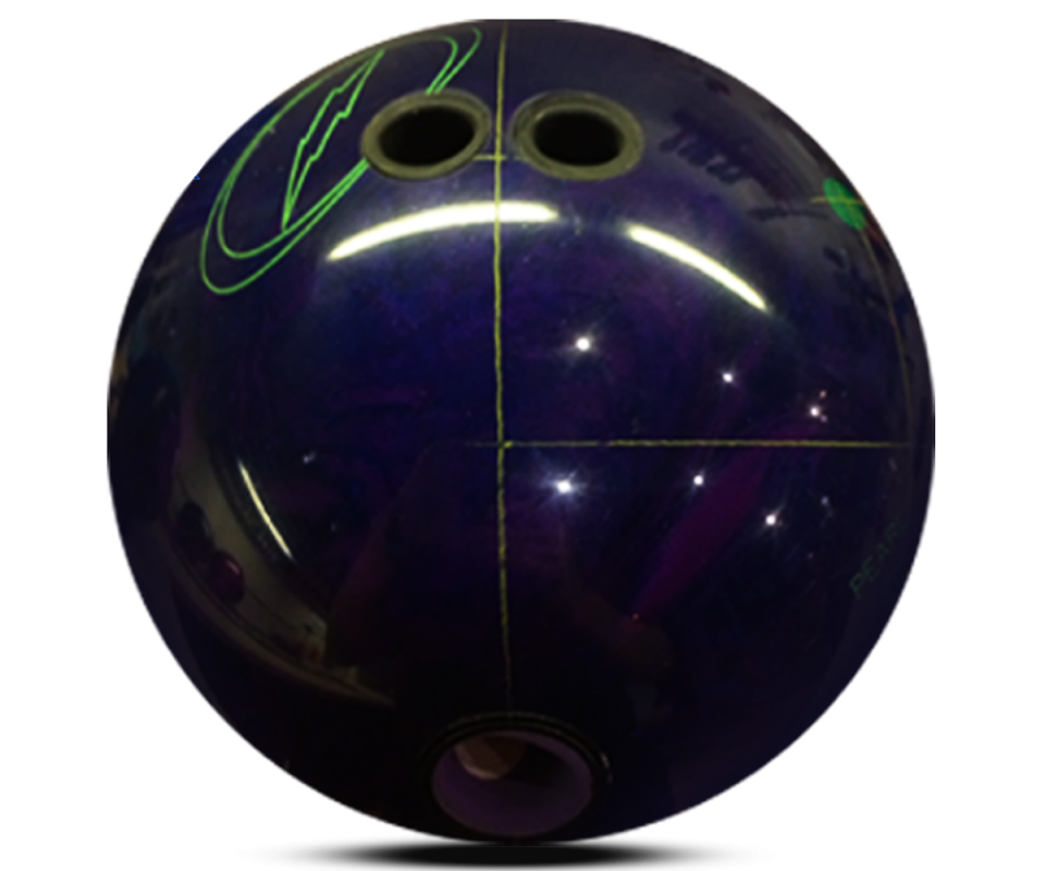 STORM Hy-Road - Pearl Bowling Ball Layout