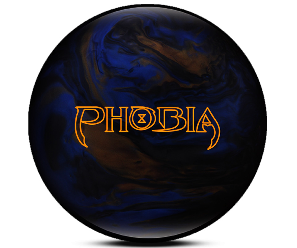 Gebrauchter HAMMER Phobia in 14lbs. Bowling Ball