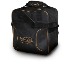 STORM Single Solo Tote - Schwarz/Gold