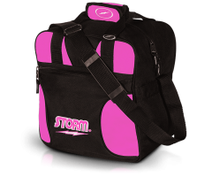 STORM Single Solo Tote - Schwarz/Pink
